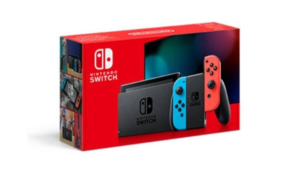 El nuevo modelo de Nintendo Switch con batería de mayor duración llegará en septiembre