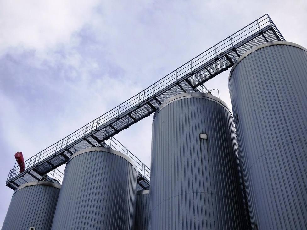 La producción industrial cae un 5,1% en junio en La Rioja, más de tres puntos que la media nacional