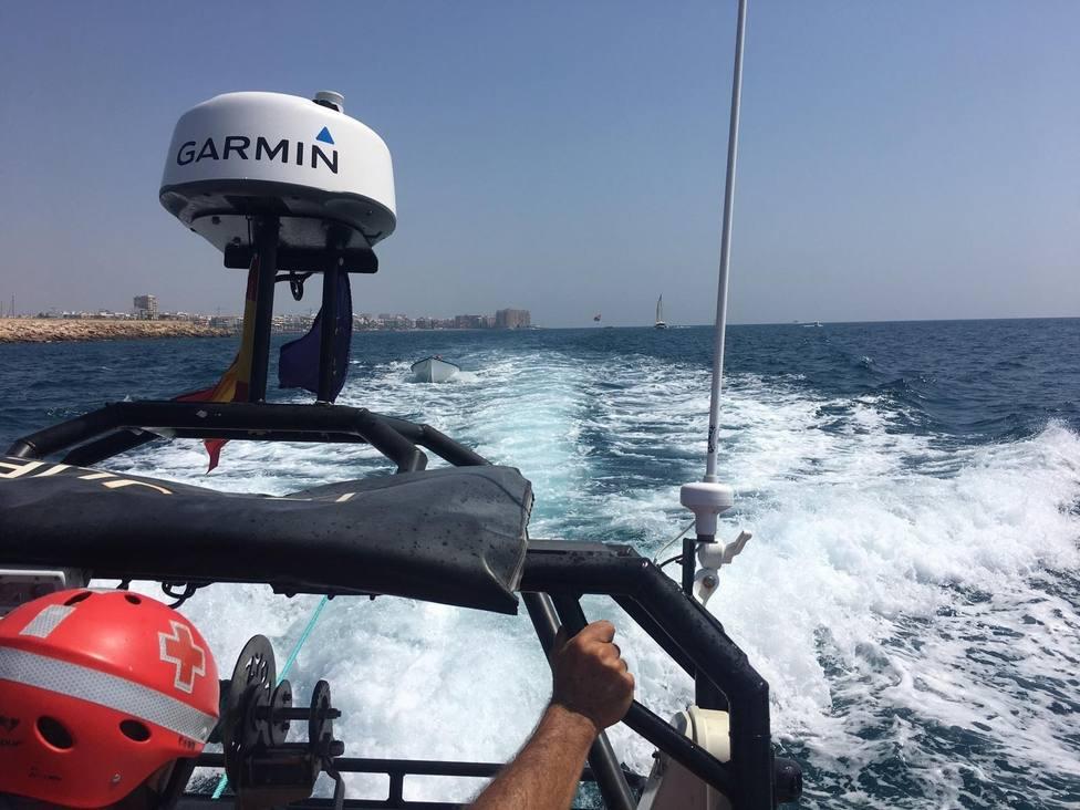 Llegan otras 16 personas sin documentos a las aguas de la costa de Mallorca