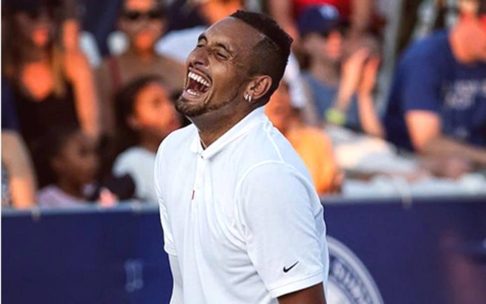 El desprecio de Nick Kyrgios a Rafa Nadal tras su triunfo en el US Open