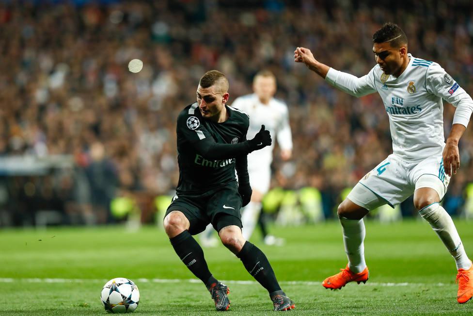 Previa del PSG - Real Madrid