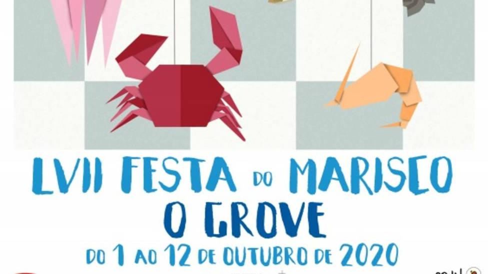 Cartel Festa do Marisco