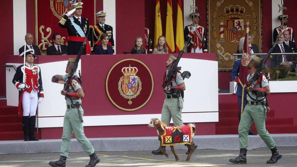 ¿Por qué se celebra la Fiesta Nacional de España el 12 de octubre?