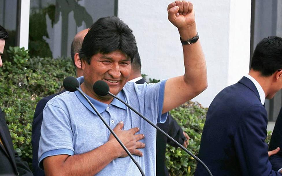 Morales condena la represión y pide a las Fuerzas Armadas parar la masacre en Bolivia