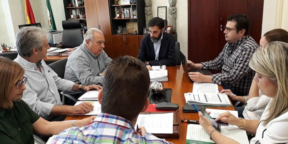 Reunión comisión de IDEA