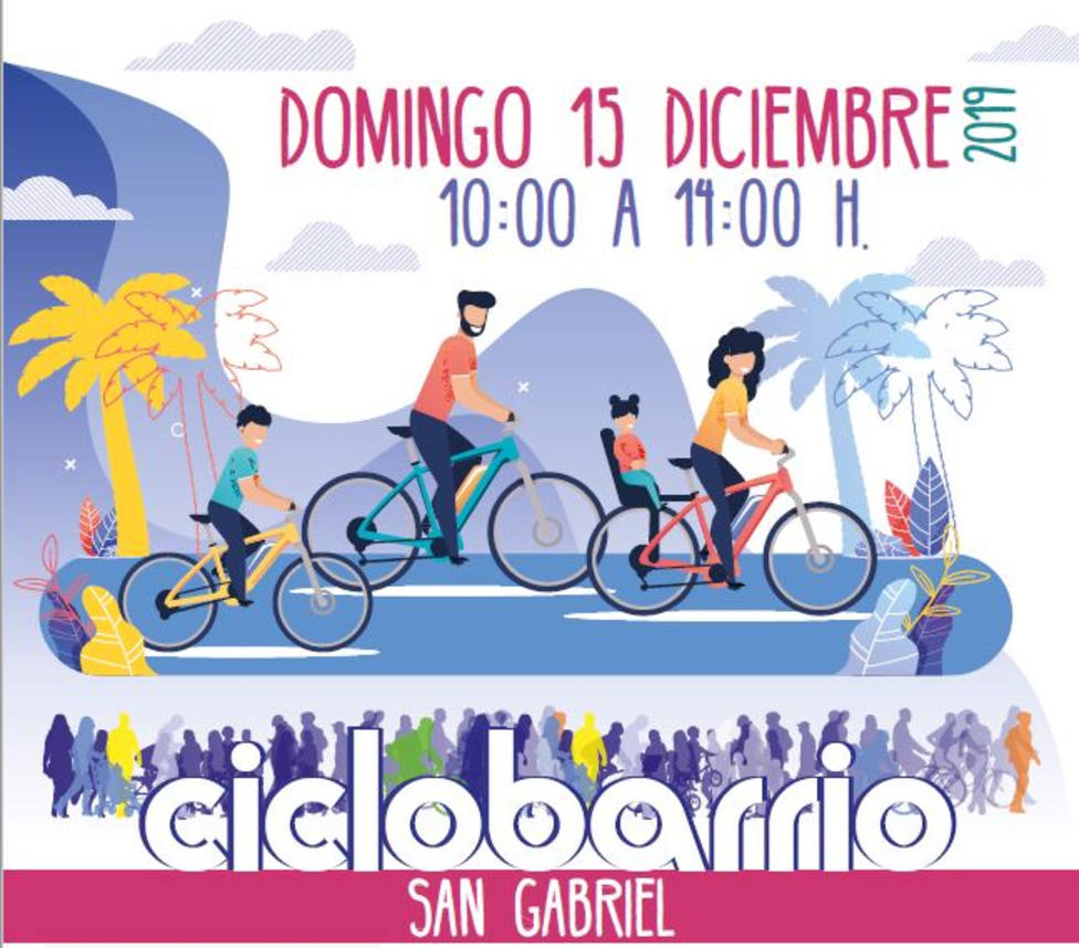 Cicclobarrio de San Gabriel (Ayuntamiento)