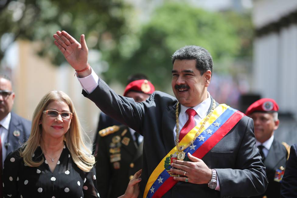 Maduro propone a la Mesa de Diálogo invitar a la UE y la ONU como observadores de las elecciones legislativas