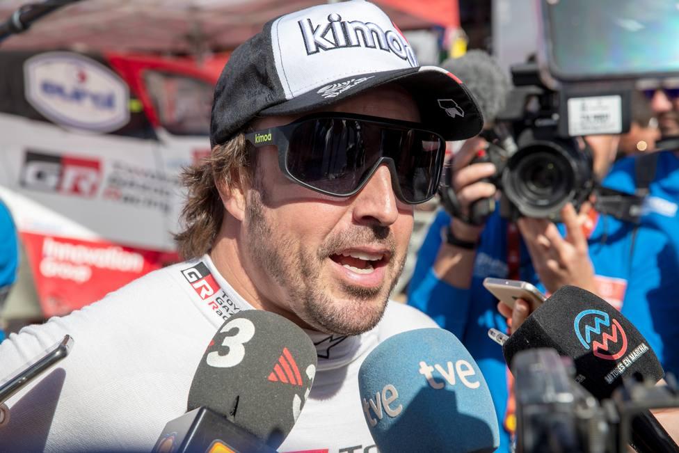 Alonso: No estoy demasiado viejo para regresar a la Fórmula 1