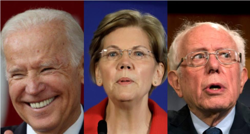 La religión que profesan los principales candidatos Demócratas a desbancar a Trump de la Casa Blanca