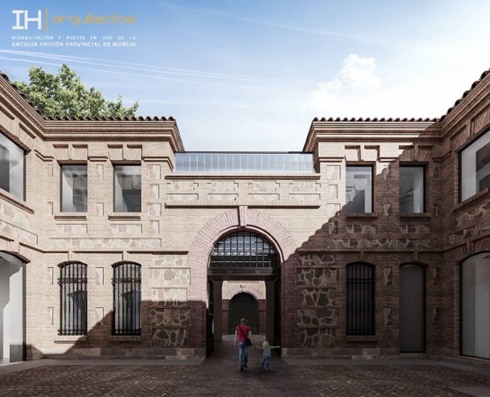 Los murcianos recuperarán la Cárcel Vieja como espacio público a comienzos de 2021