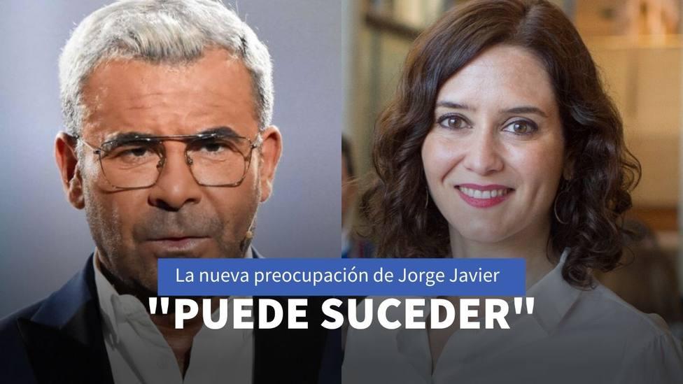 Jorge Javier Vázquez y Díaz Ayuso