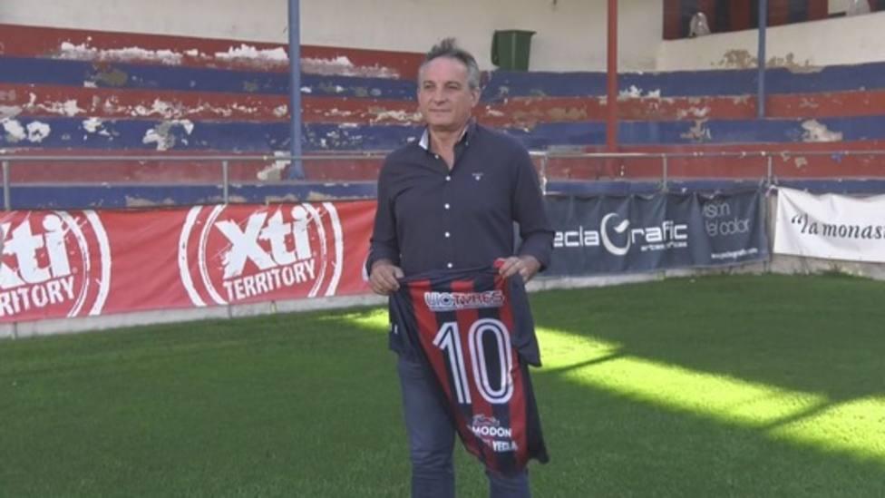 José Alemany seguirá como director deportivo del Yeclano
