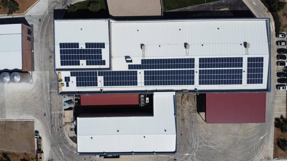Aires de Jaén se une al autoconsumo energético a través de una instalación de energía solar fotovoltaica