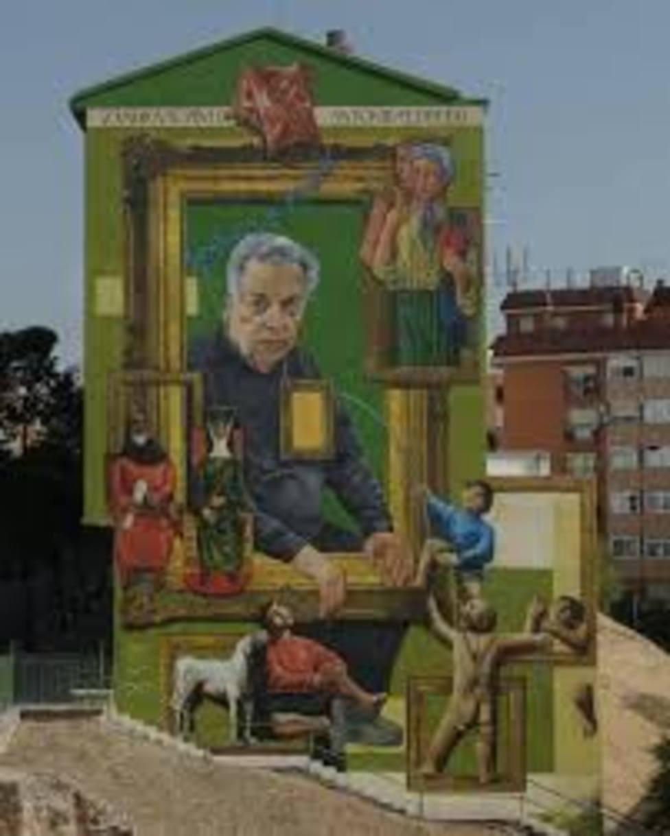 MURALISMO ZAMORA