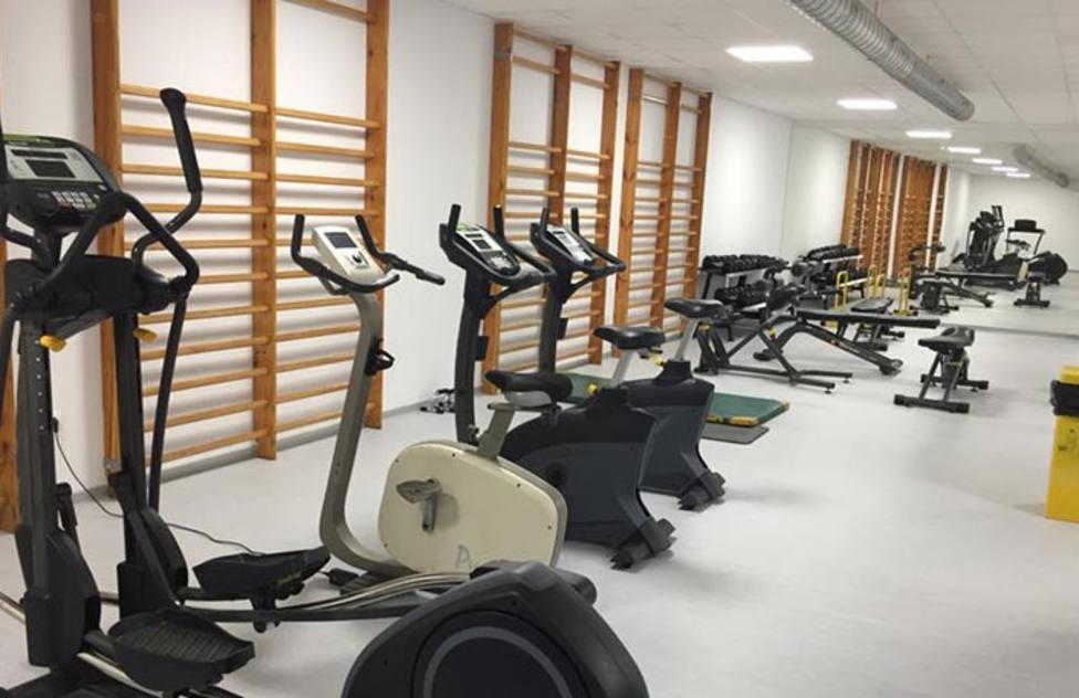 Sala de Cardio PMD de Palencia