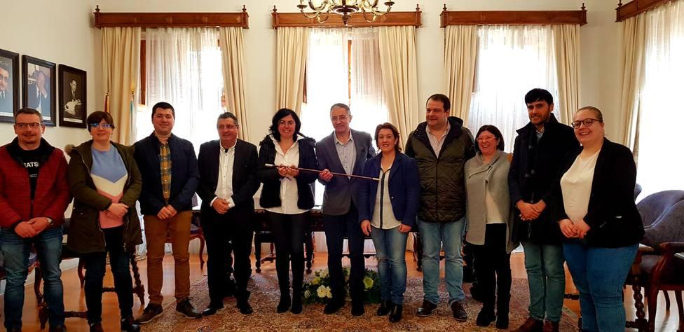 Corporación municipal del Concello de Mondoñedo