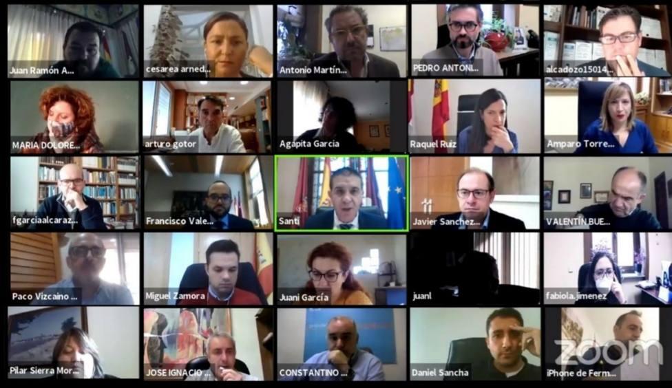 Pleno Diputación de Noviembre 2020