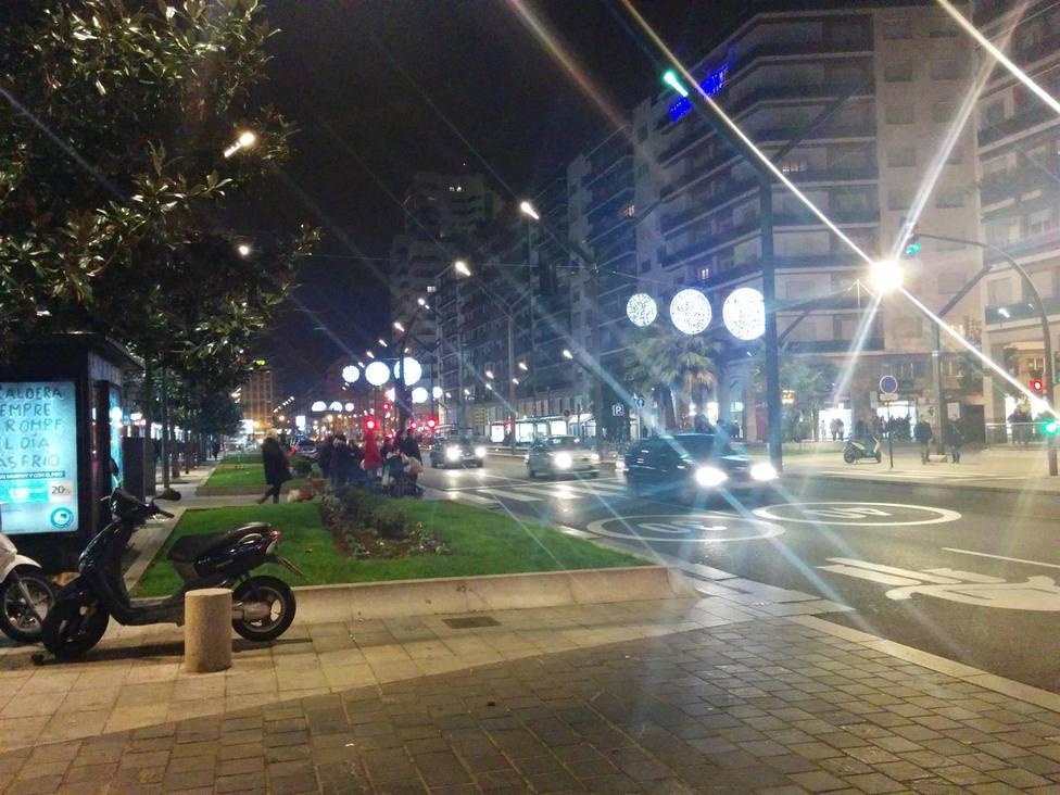 El Ayuntamiento de Logroño contrata por 235.000 euros la iluminación navideña