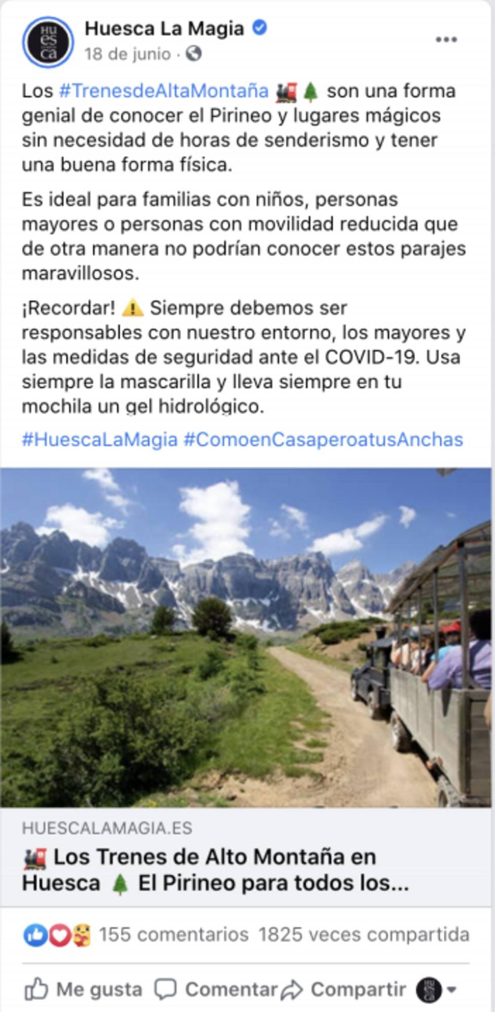 Impactos Tu Huesca