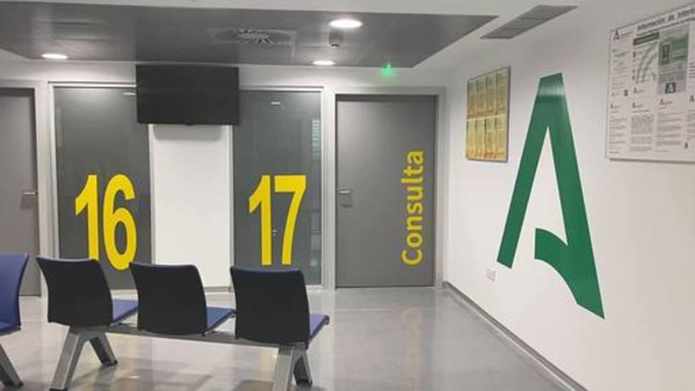 El Hospital Regional Carlos Haya de Málaga estrena una nueva zona de urgencias