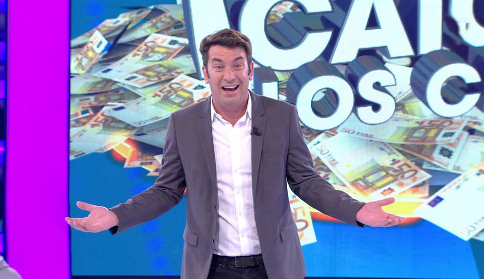 Nueva etapa para Arturo Valls: Antena 3 ya tiene decidido su futuro tras cancelar Ahora Caigo