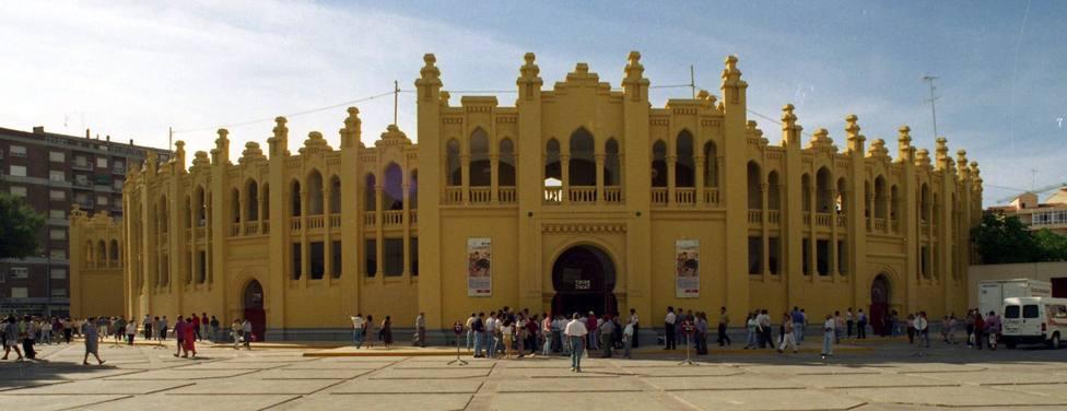 Imagen Manuel Podio Plaza de Toros de Albacete
