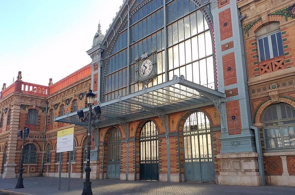 El Ayuntamiento de Almería aboga por hacerse con la antigua estación de ferrocarril para su puesta en uso