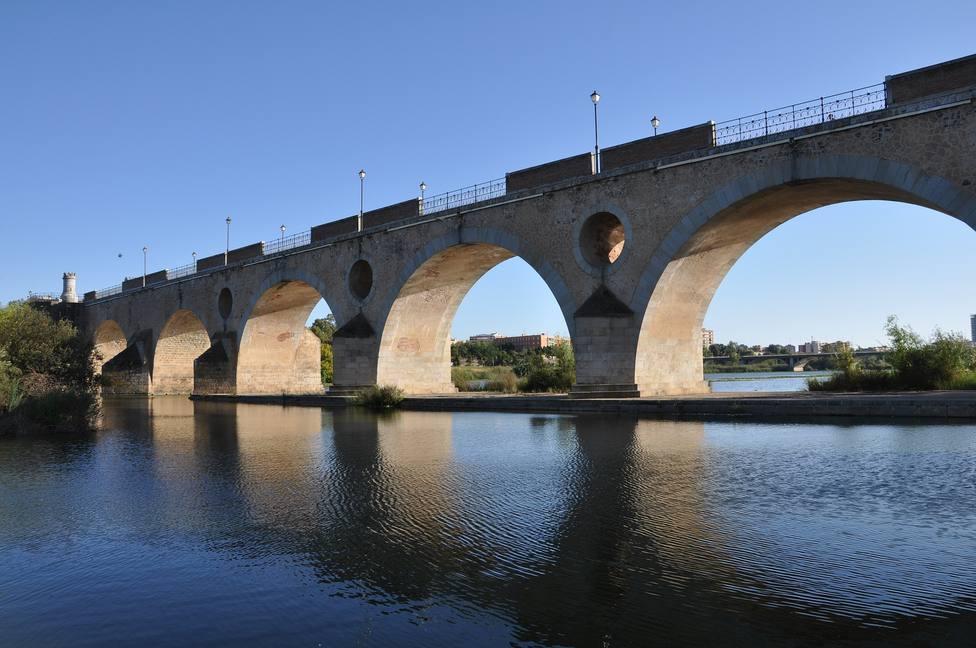 Badajoz, en una foto de archivo