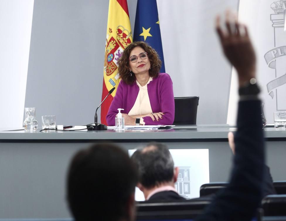 Montero llama al desbloqueo del Govern catalán y finalizar con su interinidad