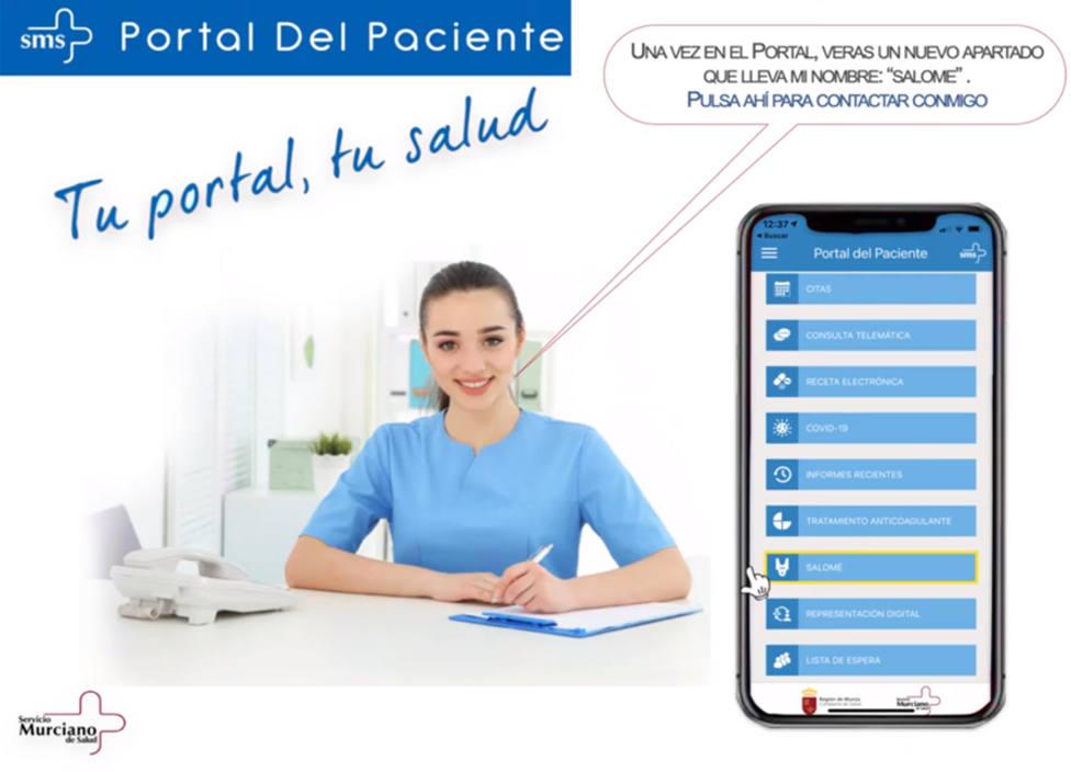 Salud crea un asistente virtual para mejorar la atención a los pacientes