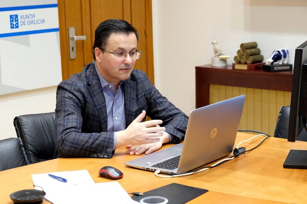 José González anunció que el próximo decreto de otras dos concentraciones en Lugo