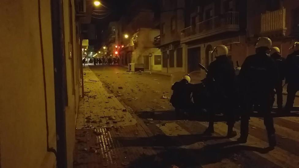 Jaén.- La situación en Linares, totalmente tranquila y la Policía no cree que se repitan los disturbios