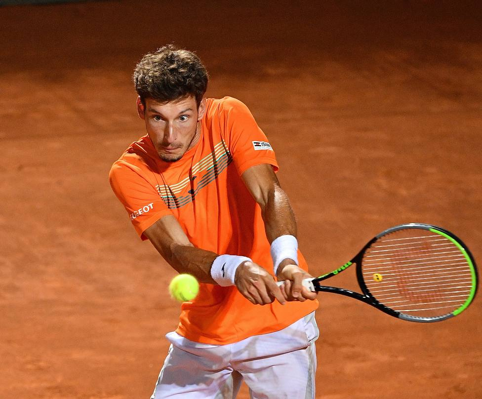 AMP.- Tenis/Roland Garros.- Carreño se deshace del alemán Altmaier y se cita en cuartos con Djokovic en Roland Garros