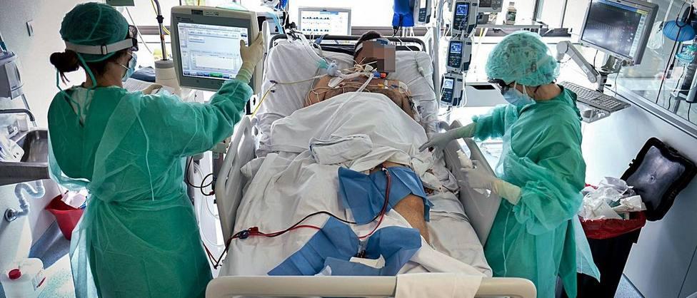 Cantabria tiene 7 hospitalizados menos