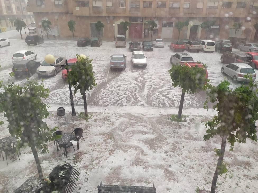 La tormenta se ceba con La Rioja: Inundaciones, cultivos dañados, carreteras cortadas y personas realojadas