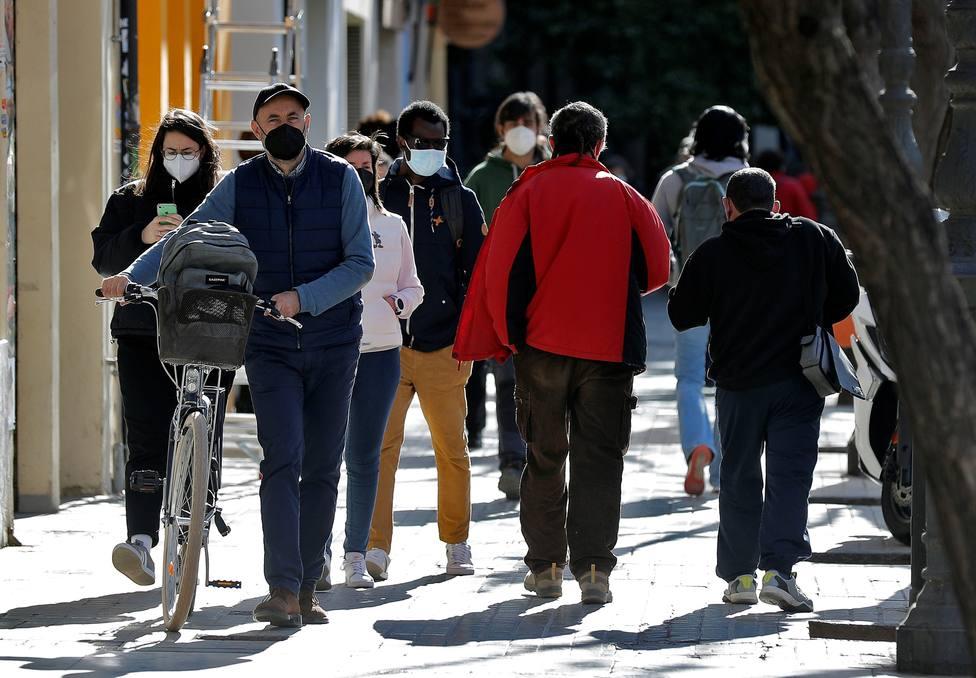 La Comunidad Valenciana vuelve a registrar récord de contagios por Covid-19