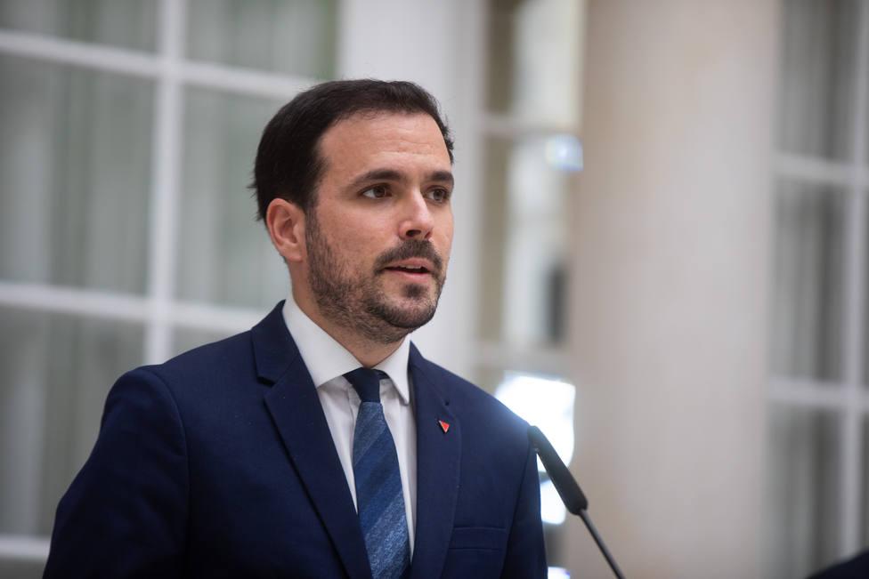 Garzón pide a los españoles reducir el consumo de carne porque perjudica a la salud y al planeta