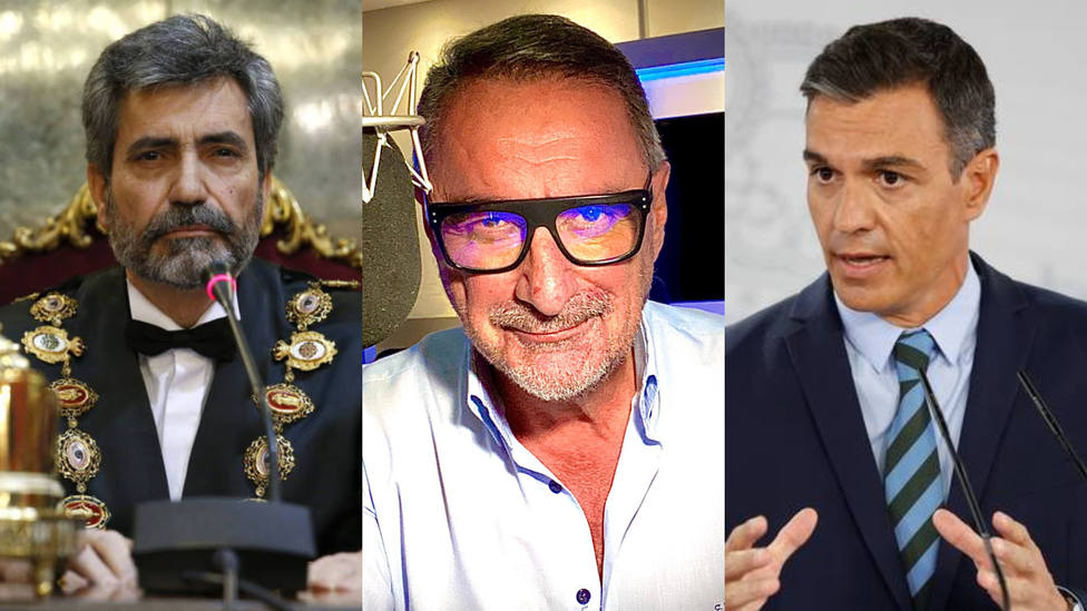 Carlos Herrera adelanta el futuro del poder judicial en España, entre lo más leído de este lunes