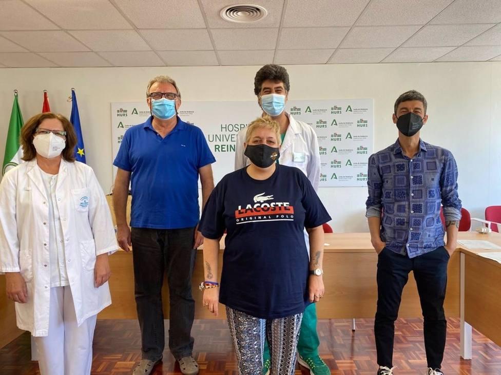 El certamen sobre donación de órganos del Hospital Reina Sofía recibe más de 700 poemas