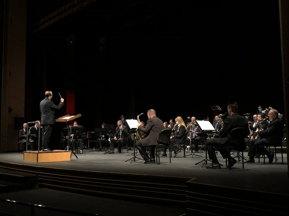 La Banda Municipal de Almería inicia su temporada de otoño este jueves con un gran concierto en el Auditorio