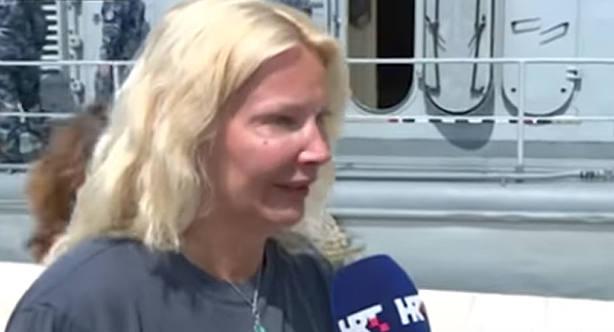 Una mujer sobrevive diez horas en el Adriático tras caerse de un crucero