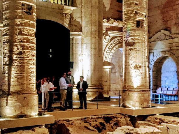 Iglesia Abacial en Alcalá la Real