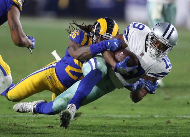 Dallas Cowboys at Los Angeles Rams