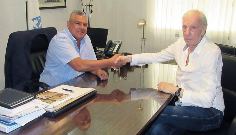 Menotti regresa a Argentina como director general de selecciones