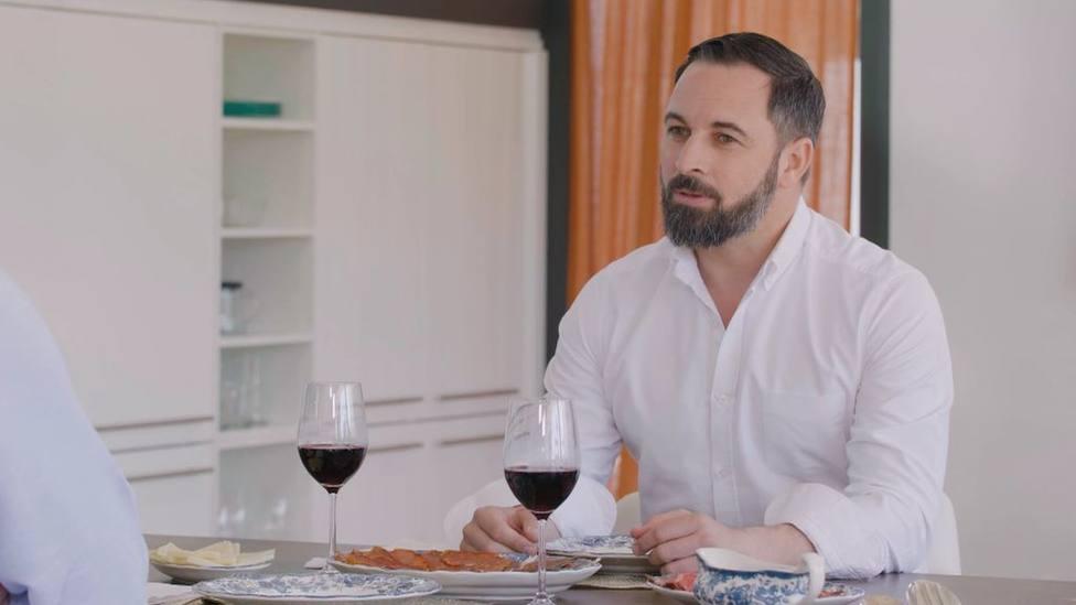La emocionante confesión de Santi Abascal a Bertín sobre su padre y ETA