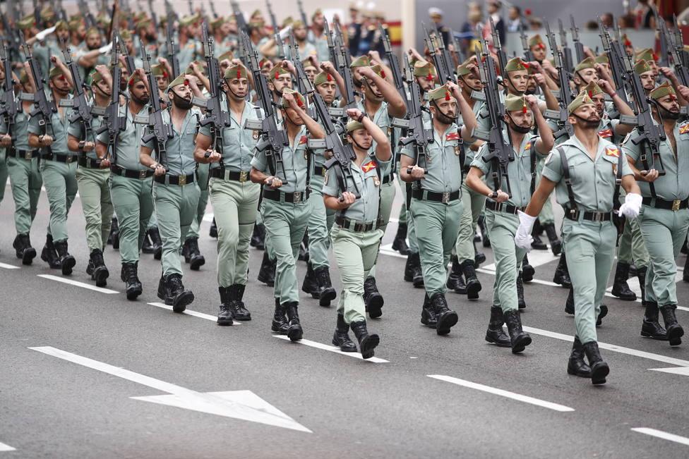 Veteranos legionarios piden a Vox que no siga usando El novio de la muerte en actos políticos