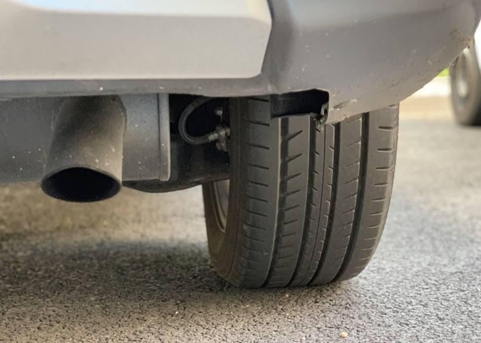 La sustitución de un millón de coches con 15 años reduciría un 29% de las emisiones de CO2