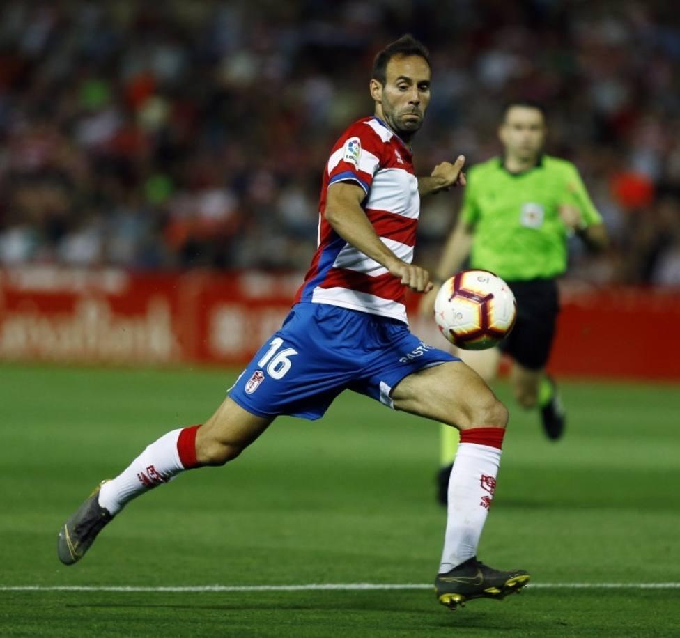 Víctor Díaz renueva tres temporadas con el Granada
