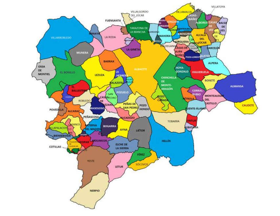 La divertida guerra entre los pueblos de la provincia que tiene en vilo a los albaceteños en Twitter