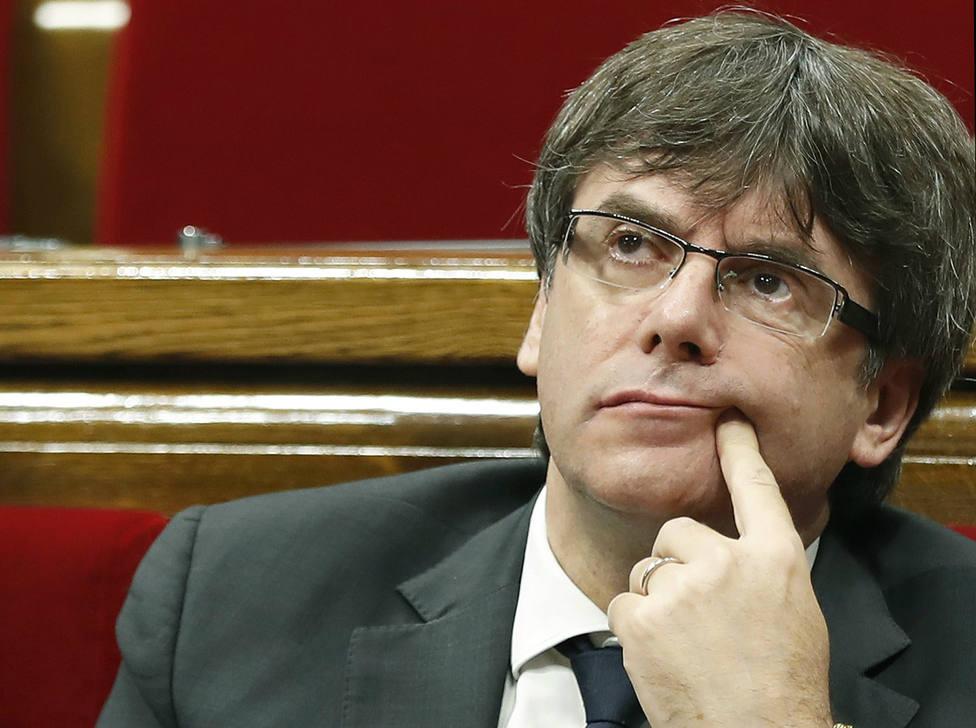 El Tribunal Supremo multa a Puigdemont y Comín con 3.000 euros